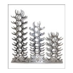 Aluminium Wine Racks