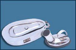 Bed Pan (S.S.) & Urinal Pot (S.S.) : USI-2506-2507