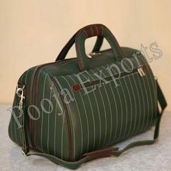Leather Cabin Luggage Bag
