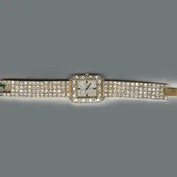 Uncut Diamonds Watch