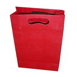 conifer multi Die Cut Handle Paper Bag