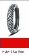 Motor Bike Rear Tyre