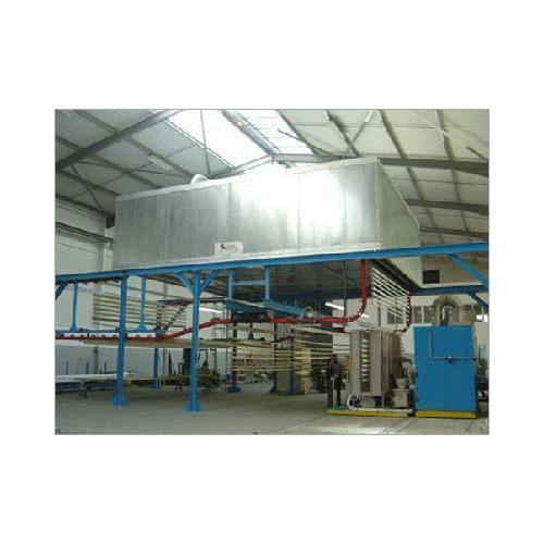 Exporter Of Powder Coating Plant Amp Industrial Ovens By