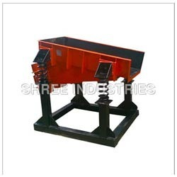 Vibrating Pan Feeder
