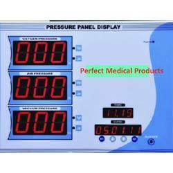 Line Pressure Alarm