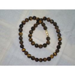 Tiger Eye Necklace - 42007