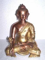Brass Buddhist Statues