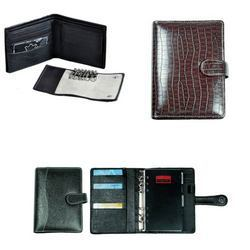 Mens Leather Wallet Gift