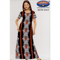 dbe5cf013e Women s Night Wear - Girls Maxi Night Dress Exporter from Mumbai