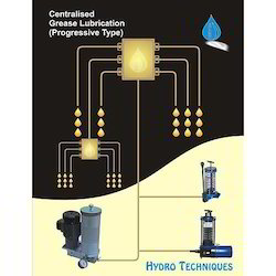 Progressive Grease Lubrication System