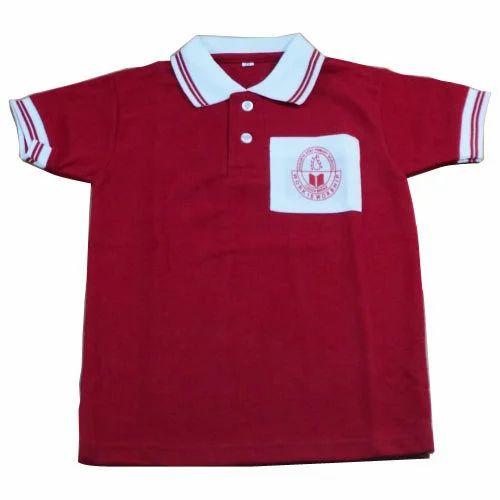 School T Shirts & Pants - School T Shirt Manufacturer from Kolkata