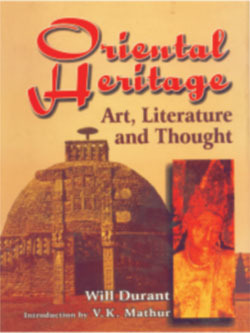 oriental heritage v 2 art literature and thought
