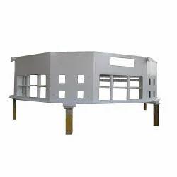 Industrial Heavy Stator Frame
