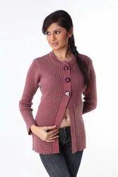 Ladies long sweater 23