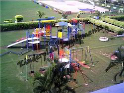 Play Equipment For Playgrounds