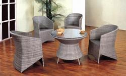 Garden Rattan Patio Furniture Set