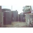 Spiral HDPE Tanks