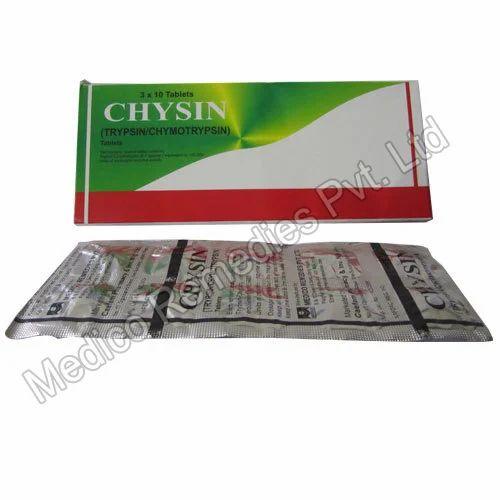 Chysin (Trypsin Chymotrypsin)