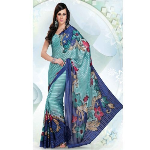bc232158be Fancy Printed Saree at Rs 998 | Fancy Sarees | ID: 3815170912