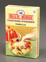 Blue Bird Custard Powder Is 100 Vegetarian With Absolutely No Egg Content Its Quality Synonymous Other Products Served Plain Or Accompanied