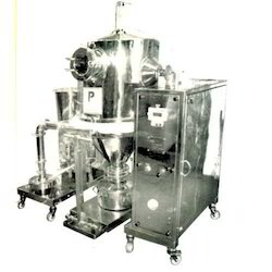 Jet Mill With Bag Shaking