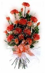 Carnation Queen Flower Bunch