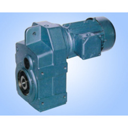 In-Line Shaft Mounted Geared Motors Series F