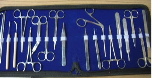 Surgical Kits - D & C Set Manufacturer from Jalandhar