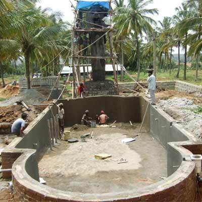 Construction Of Swimming Pools   Indoor Swimming Pool Manufacturer From  Bengaluru