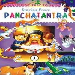Panchatantra Stories (Pictorial Story Book)