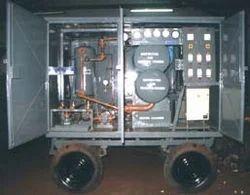 Truheat Transformer Oil Filter Machine Single Stage 2500 LPH