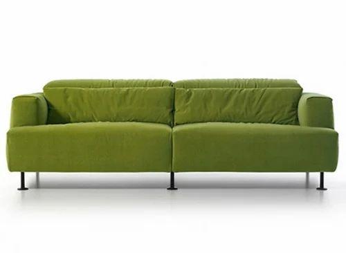 Superieur Green Colour Sofa