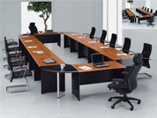 Wooden Conference Tables Conference Table Setup IZ Ss - Conference table setup