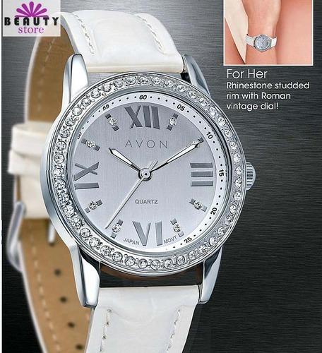Watches Avon Brasilia Brilliant Ladies Watch Retailer