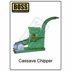 Cassava Chipper