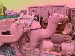 Stone Bull Cart