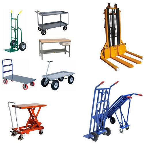 Material Handling Equipment Material Handling Trolleys