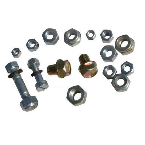 Hardware Fasteners - MS Nut Bolts Wholesale Supplier from Mumbai