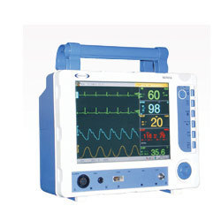 Pulse Rate Respiration Rate Vital Sign Monitor