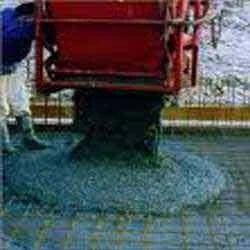 High Range Water Reducing Plasticizer