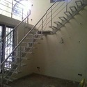 Steel Pipe Railing