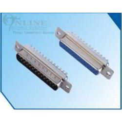 D Sub Solder / Right Angle Connectors
