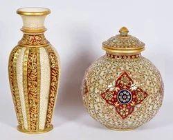 Marble Handicrafts/Vases