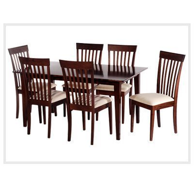 dining room furniture wooden dining table set manufacturer from jodhpur - Wooden Dining Table With Chairs
