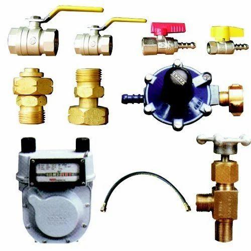 lpg gas pipe line accessories