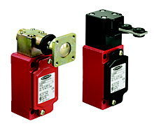 Compact Metal Style Safety Interlock Switches