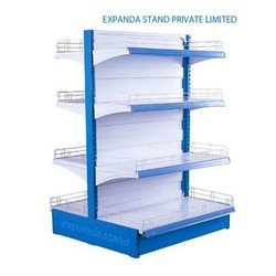 Island Display Racks