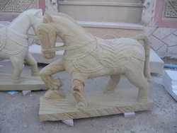 Sandstone Horse