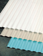 Finroof PVC Roofing Sheets