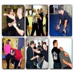 Self Defense Training Services